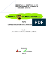 Manual de Meio Ambiente Do Daer