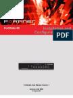 Volume 1 v2.50MR2 FortiGate-60 Install & Config Guide 18 August 2003