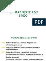 Normas Serie Iso 14000