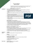 Evan Hoffman's Resume - 20 April 2012