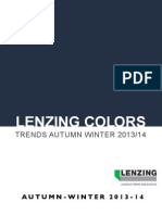 Lenzing Trends Autumn Winter 2013 14