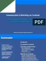 Communication Et Marketing Facebook Pour les Professionnels De La Culture