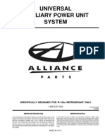 Alliance Universal APU