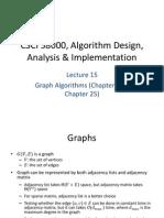 Algorithm Lecture15