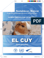 MANUAL SOBRE LA CRIANZA DE LOS CUYES (MANUAL DE LA FAO) www.peru-cuy.com