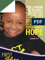 First Hope Brochure