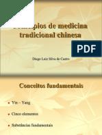 PRINCÍPIOS de medicina tradicional chinesa