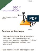 Expo Liderazgo y Motivacion