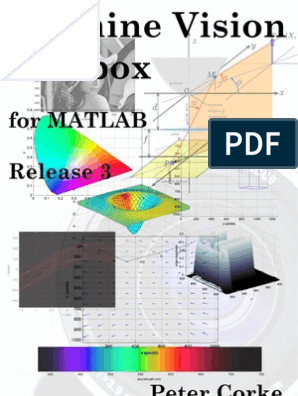 Machine Vision Toolbox for MATLABr3 | Matlab | Computer Vision