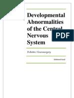 Developmental Cns Anomalies
