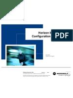 Horizon II Mini Configuration Diag