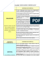 Planificação Geral LC