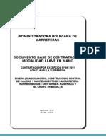 DBC.LLAVEENMANOCONSTRUCCIÓNCAETERARURRE-RIBERALTAEXCEPCIONFINAL2012