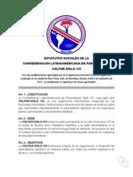 Estatutos Colpar 6/9/2012