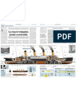 TITANIC 100 años del hundimiento