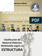 Material Multimedia Educativo