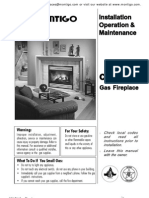 Fireplace Instruction