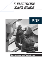 Stick Welding Electrode Guide