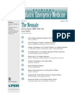 Neonatal Sepsis in the Emergency Medicine