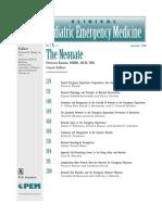 Neonatal Sepsis in the Emergency Medicine
