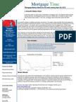 Mortgage Time Weekly - Week Ending 4/20 MLO# 223367