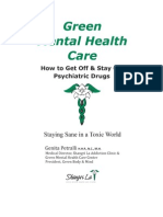 Green Mental Healthcare