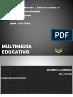 Multimedia Educativo_Elisa Barquin