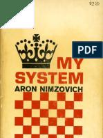 Nimzovich Aron - My System