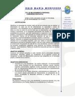 Proyecto Plan de Mejoramiento Personal[1]