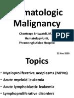 Hematologic Malignancy