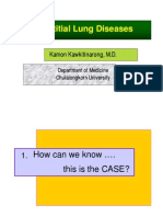Interstitial Lung Diseases