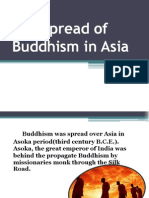 The Spread of Buddhism in Asia Ppt