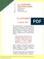 LA ASCENSIÓN - SEGUNDA PARTE