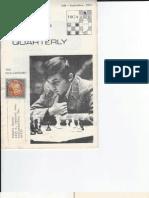 ISCA Quarterly July-Sept 1974
