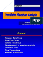 Ventilator Waveform Analysis