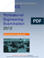 PPE 2012 Exam Brochure