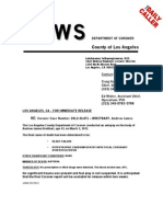 LA Coroner's Preliminary Report on Andrew Breitbart