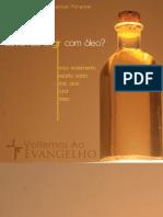 Vinicius Pimentel Devemos Ungir Com Oleo