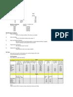 Lpile Input Parameters