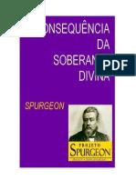 A Conseqüência da Soberania Divina - C. H. Spurgeon