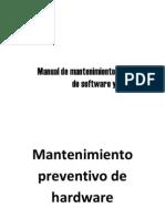 Manual de Hardware