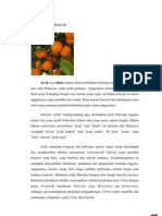 manajemen agribisnis komoditi jeruk