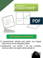 Aplicacion de La Integral Triple