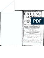 Pallas Armata - Anon.