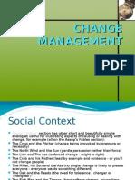 Change Management Revised