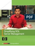 Simplifying SQL Server Management