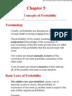 Probability Intro