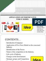 Five Forces Format Slides