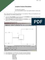 Aspen Plus Tutorial 2 Absorption Column Simulation