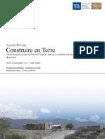 Rapport de Stage Agathe / TC / 2011